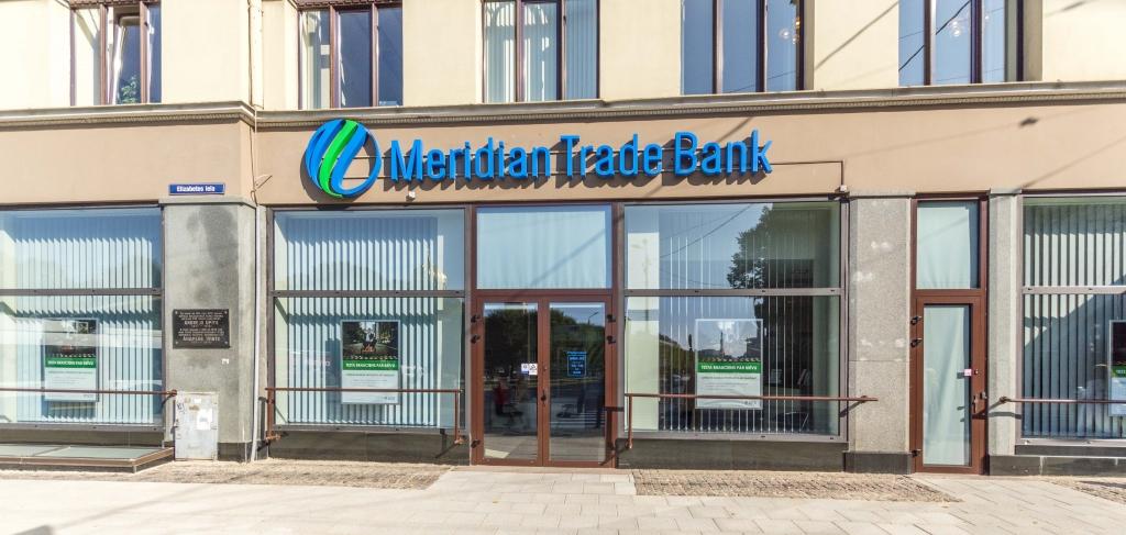 Meridian Trade Bank valdes priekšsēdētājas amatu pametusi ...
